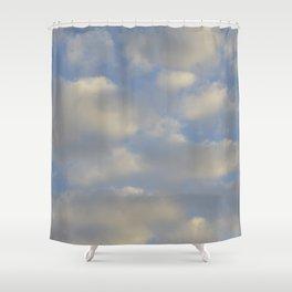 Cloudy Days Shower Curtain