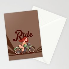 Ride Stationery Cards
