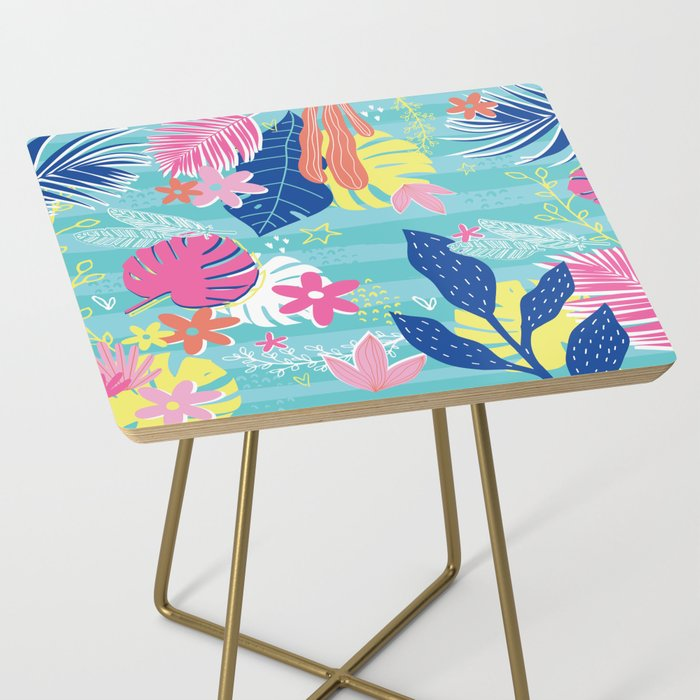 Tropical Vibes Side Table
