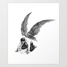 Span Art Print