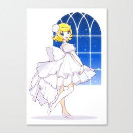Vocaloid Rin Kagamine Canvas Print
