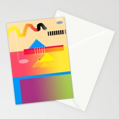 Because it Feels Good Stationery Cards