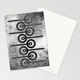 Order in Abstract II Stationery Cards