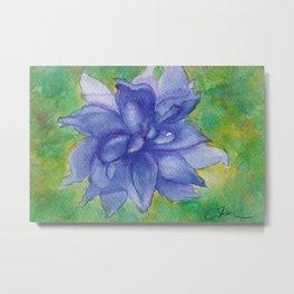 Easter Bloom MM170505a Metal Print