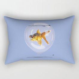 Inflated (Colour) Rectangular Pillow