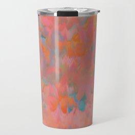 Ikat Twist Travel Mug