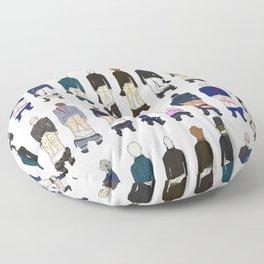 President Butts Floor Pillow