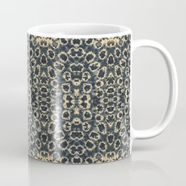 Vintage Marble Shibori Coffee Mug