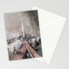 Paris d'avenir 2 Stationery Cards