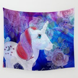 g1 my little pony Moondancer Wall Tapestry