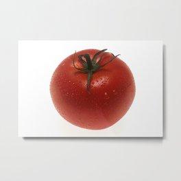 Fresh Tomato Metal Print