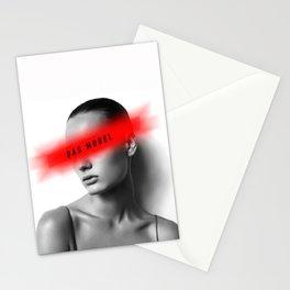 DAS MODEL Stationery Cards