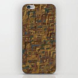 Series 4 - Darkwood iPhone Skin