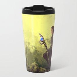 the would be king Travel Mug