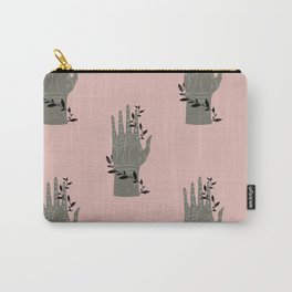 The Palmistry Hand Carry-All Pouch