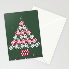 Christmas Tree III Stationery Cards