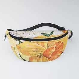 Wordsworth  and the daffodils. Fanny Pack