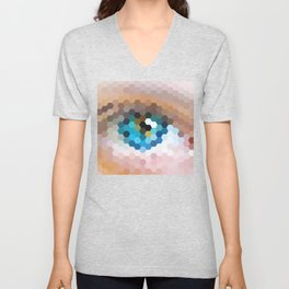 Blook Unisex V-Neck