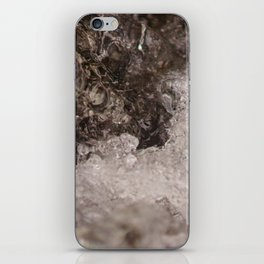 Water In Motion iPhone Skin