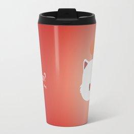 Mog (Moogle) Travel Mug