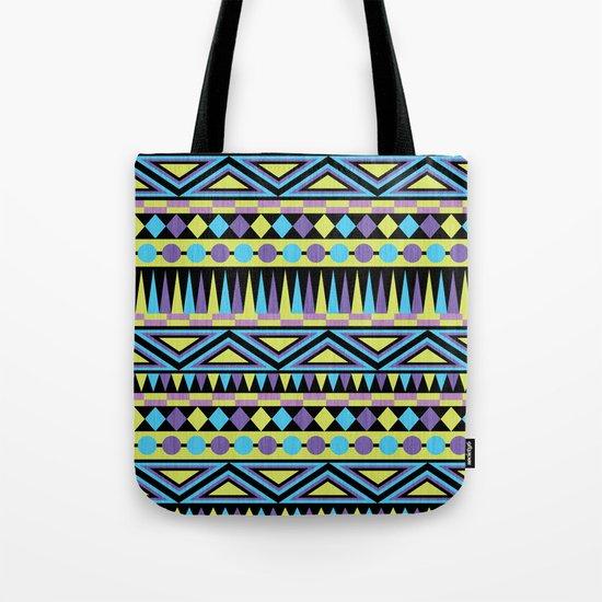 Pattern Playtime Tote Bag