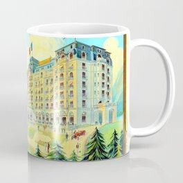 Chamonix-Mont-Blanc - Cachat's Majestic Coffee Mug