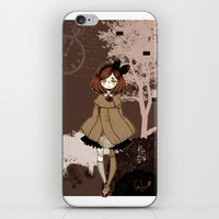 doll iPhone & iPod Skins featuring Doll by Murasaki Sin