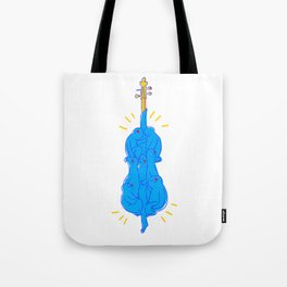 Rythem Tote Bag