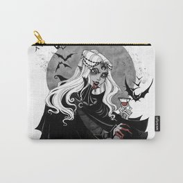 Inktober Vampire Carry-All Pouch
