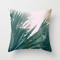 The One With The Light Throw Pillow
