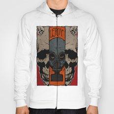 Split Skull Hoody