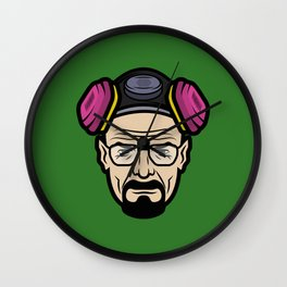 Walter White (Breaking Bad) Wall Clock