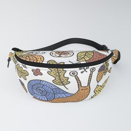 Fall Pattern #4 Fanny Pack