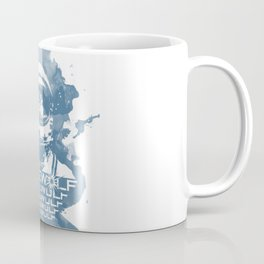 Spacewolf Coffee Mug