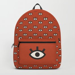 Curious Little Things (Patterns Please) Backpack
