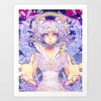 barachan Art Prints featuring tantibus by barachan