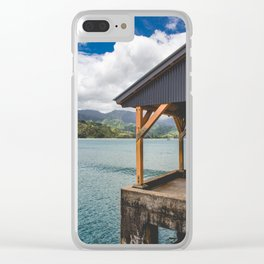 Kauai Bay Clear iPhone Case