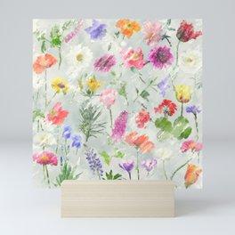 Flowers  Mini Art Print