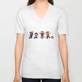 Inside Gaming: Minecraft Edition Unisex V-Neck