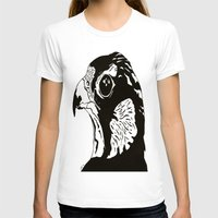 falcon T-shirts featuring Falcon by Maegan Ochse