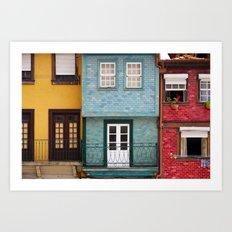 Porto 1 Art Print