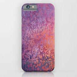 background texture purple iPhone Case