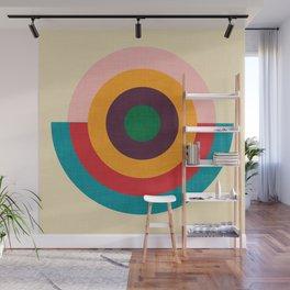 Solaris #homedecor #midcenturydecor Wall Mural