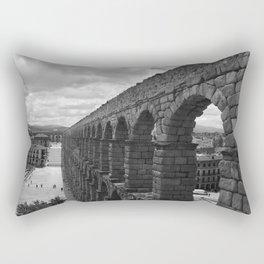 Segovia, Spain - Aqueduct Rectangular Pillow