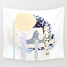 Tropical Iceland Wall Tapestry