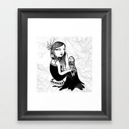 My Girl Framed Art Print