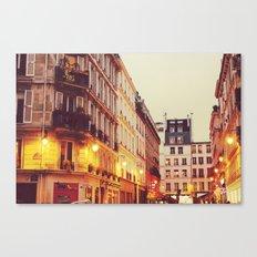 Paris Nº1 Canvas Print