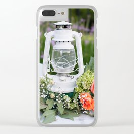 sweet and light Clear iPhone Case