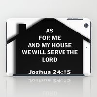 bible verse iPad Cases featuring Bible verse by cmphotography