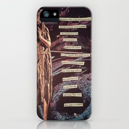 A Loving Prayer iPhone Case
